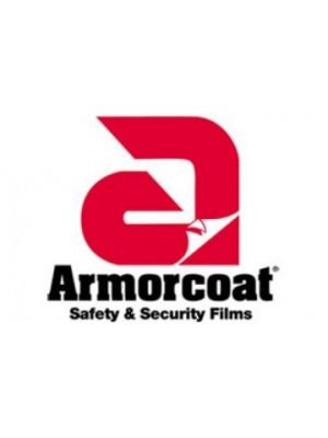 8 Mil Silver-20, 72 Inch Wide Security Armorcoat Film