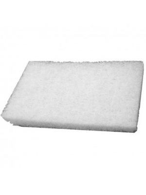 Basic Thick White Scrub Pad