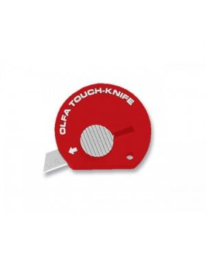 Olfa Touch Knife Red
