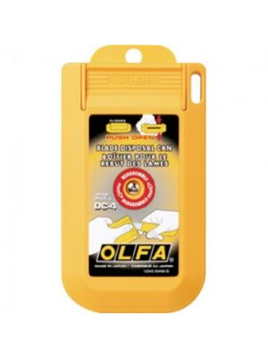 Olfa Blade Disposer Re-Usable DC-4