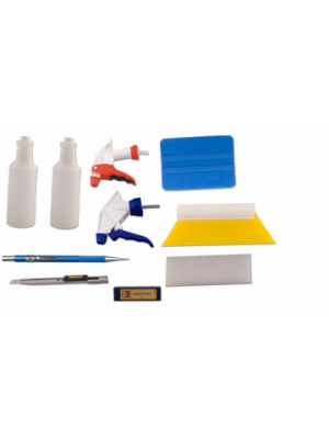 Paint Protection Film Installation Tool Package