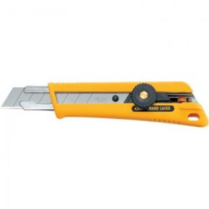 Olfa NOL-1 Rubber Grip Ratchet-Lock Utility Knife 18MM