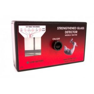 Strengthened Glass Detector w/Thickness